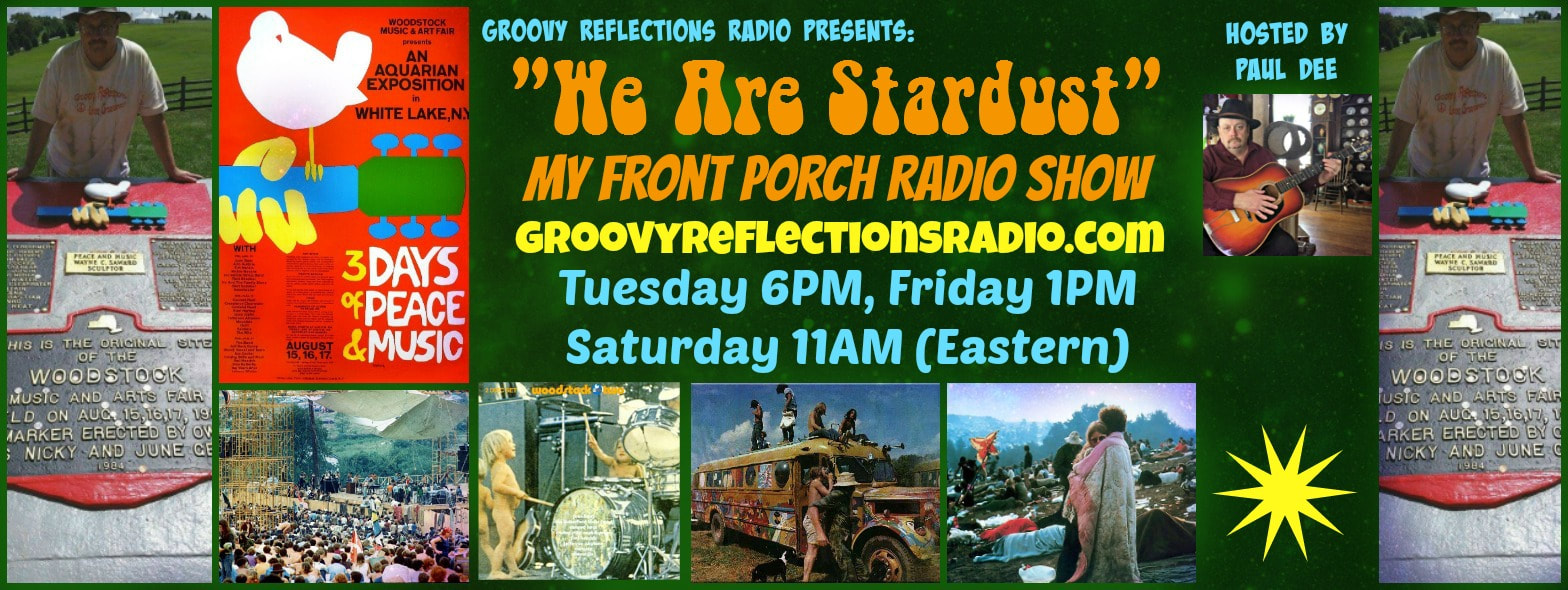 My Front Porch Playlist Archive - Groovy Reflections Radio